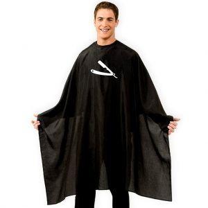 Betty Dain Straight Razor Styling Cloth - Black #204S-BLK
