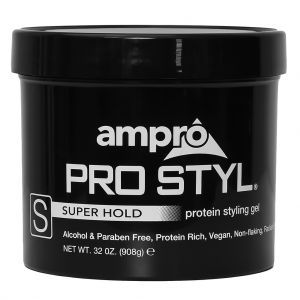Ampro Pro Styl Protein Styling Gel - Super Hold 32 oz