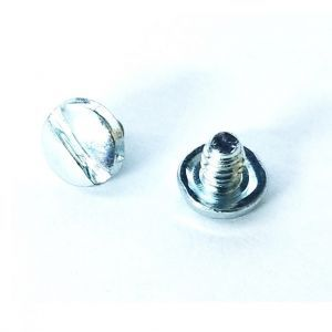 Andis Part Replacement Hair Guard Screws Fits T-Outliner, Outliner II - 1 Pair #04025
