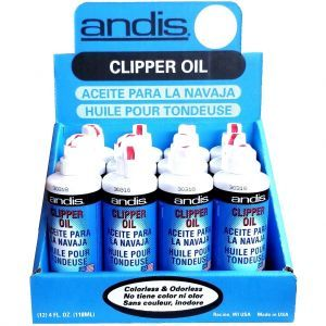 Andis Clipper Oil 4 oz #12501 - 12 Pack