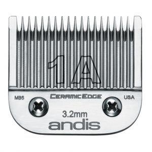 Andis CeramicEdge Detachable Blade Size 1A #63055