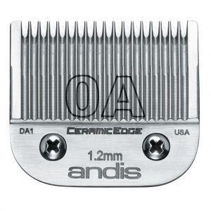 Andis CeramicEdge Detachable Blade Size 0A #64470