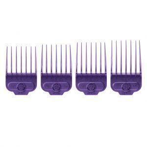 Andis Single Magnetic 4 Pcs Comb Set - Large #66320
