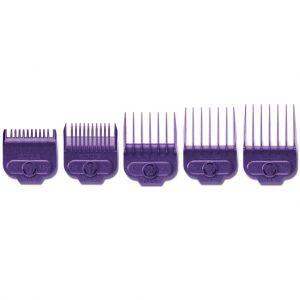 Andis Single Magnetic 5 Pcs Comb Set  -Small #66345