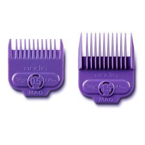 Andis Magnetic 2 Pcs Comb Set #66560