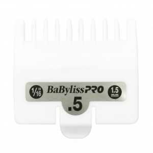 BaByliss Pro BARBERology Comb Guide #1/2 - 1/16 Inch #BBCKT7