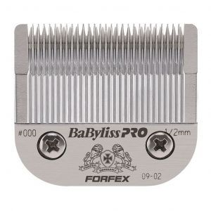 BaByliss Pro By Forfex 600R High Carbon Steel Replacement Blade Fits FX690, FX687, FX667 #FX600R