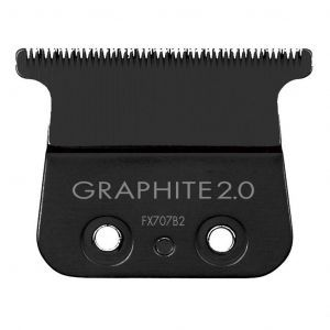 BaByliss Pro Graphite 2.0 mm Deep Tooth Replacement T-Blade Fits All FX787 Models #FX707B2
