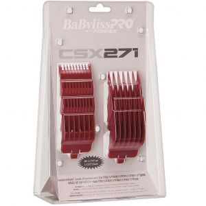 BaByliss Pro By Forfex Attachment 8 Pcs Comb Set  Fits All FX811 Models #FXCSX271