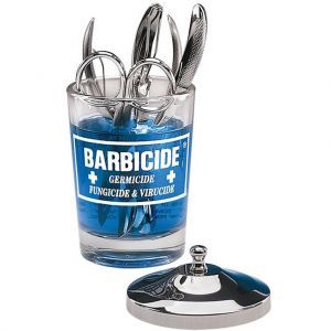 Barbicide Manicure Table Jar 4 oz