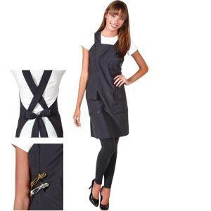 Betty Dain Criss Cross Comfort Fit Stylist Apron #185