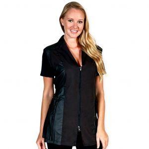 Betty Dain Street Savvy Stylist Vest Black - Small #3900