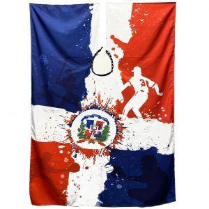 Betty Dain The International Cape Collection - Dominicano Barber Cape #949-DOM