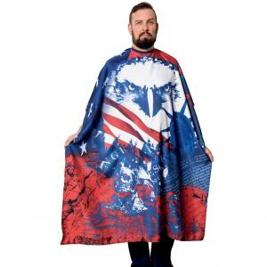 Betty Dain The International Cape Collection - The 1776 Styling Cape #949-AME