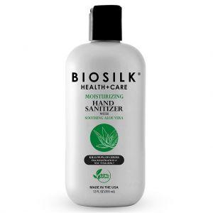 BioSilk Aloe Vera Hand Sanitizer 12 oz
