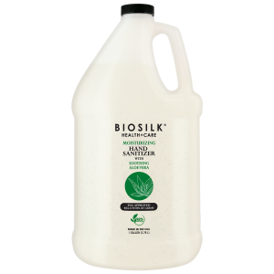 BioSilk Aloe Vera Hand Sanitizer 1 Gallon