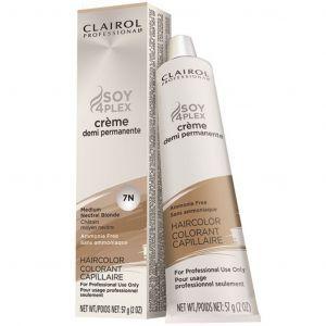 Clairol Soy 4 Plex Creme Demi Permanente Hair Color 2 oz