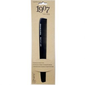 Fromm 1907 Clipper Mate Curved Heel Utility Comb Coarse & Fine Teeth 7.5 Inch Short Thin #817CM