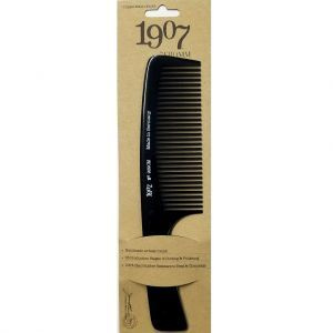 Fromm 1907 Clipper Mate Flat-Top Handle Comb Coarse Teeth 7.25 Inch Extra Long #909CM