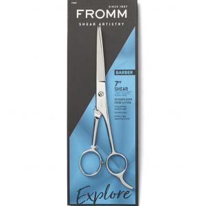 Fromm Shear Artistry Explore Barber Shears Silver - 7