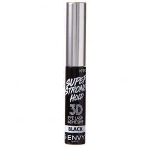 Kiss i-ENVY Super Strong Hold 3D Eyelash Adhesive - Black 0.5 oz #KPEG14
