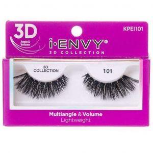 Kiss i-ENVY 3D Collection Multiangle & Volume Eyelashes #KPEI101