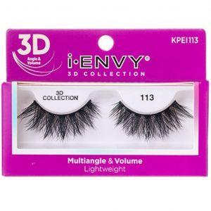 Kiss i-ENVY 3D Collection Multiangle & Volume Eyelashes #KPEI154