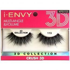 Kiss i-ENVY 3D Collection Multiangle & Volume Eyelashes #KPEI113 [NEW]