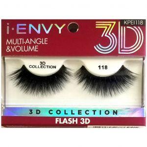 Kiss i-ENVY 3D Collection Multiangle & Volume Eyelashes #KPEI118
