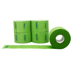 L3VEL3 Neck Strip Rolls Green - 500 Strips #R029G