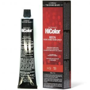 L'Oreal Excellence HiColor Reds For Dark Hair Only 1.74 oz