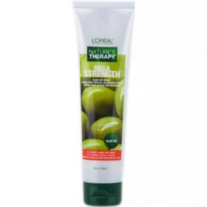 L'Oreal Nature's Therapy Mega Strength Blow Dry Creme 5 oz