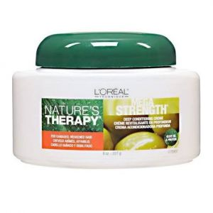L'Oreal Nature's Therapy Mega Strength Deep Conditioning Creme 8 oz