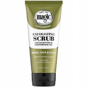 Softsheen Carson Magic Grooming Exfoliating Scrub 6.8 oz