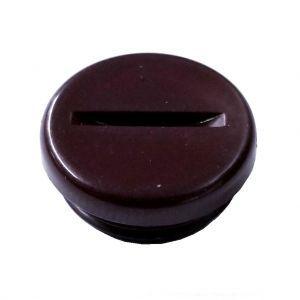 Oster Part Brush Cap Fits Classic 76 & A5 Clipper - Burgundy #111012-020