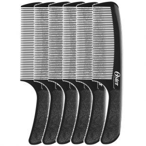 Oster Pro Styling Comb #76002-605 - 6 Pack