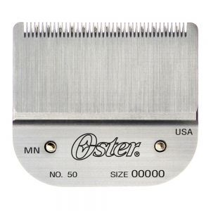 Oster Detachable 00000 Blade Fits Turbo 111 Clippers #76911-006