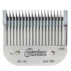 Oster Detachable 0A Blade Fits Turbo 111 Clippers #76911-056