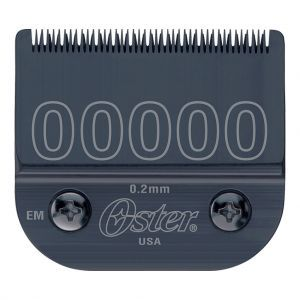 Oster Detachable 00000 Blade Fits Titan, Turbo 77, Primo, Octane Clippers #76918-606