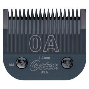 Oster Detachable 0A Blade Fits Titan, Turbo 77, Primo, Octane Clippers #76918-656