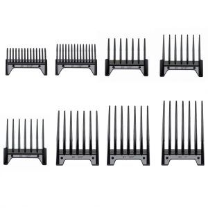 Oster 8 Piece Comb Attachment Set for Adjustable Blade Clipper #76926-800