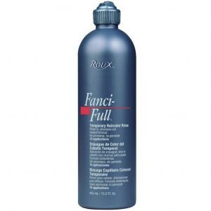 Roux Fanci-Full Temporary Haircolor Rinse [OLD BOTTLE] - #21 Plush Brown 15.2 oz
