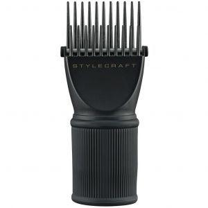 Stylecraft Hot-Rod Bar Professional Hair Pik #SCAHRP