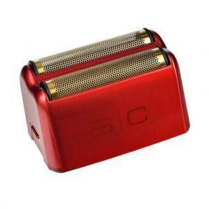 Stylecraft Wireless Prodigy Foil Shaver Head Replacement - Red #SCGRFAZWPR