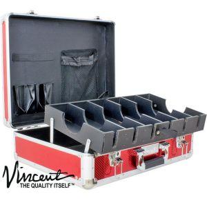 Vincent MasterCase - Large (Red) #VT10142-RD