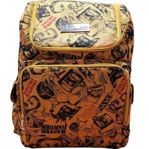 Vincent Master Backpack - Vintage Gold #VT10300