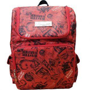 Vincent Master Backpack - Vintage Red #VT10301