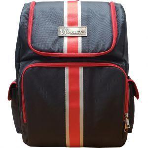 Vincent Master Backpack - Classic Black #VT10303