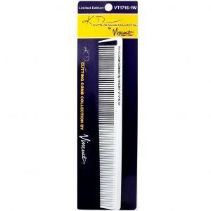 Vincent Ceramic Hook Cutting Comb 8 1/2