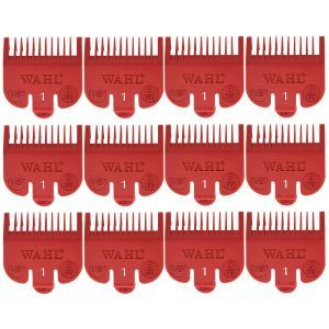 Wahl Color-Coded Clipper Guide #1 #3114-603 - 12 Pack